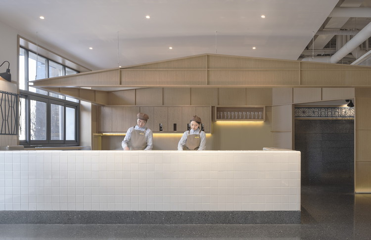 Nuannuan Hotpot & Tea / Golucci Interior Architects, © Lulu Xi