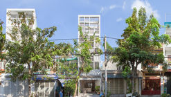 Casa Tan Phu / k59 atelier