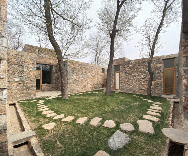 Casa de Pedra / Dake Architectural Design, Cortesia de Dake Architectural Design