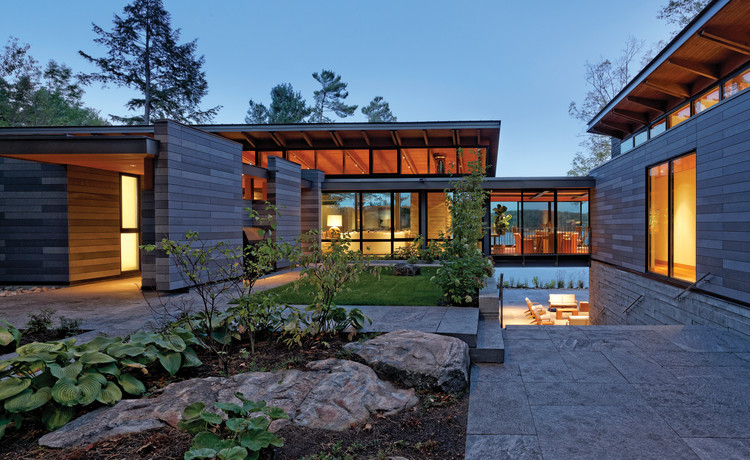 Bridge House / +VG Architects, © David Whittaker
