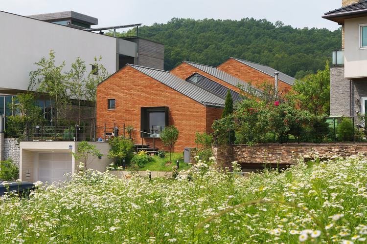 Casa de la casa / OfAA, © Wonseok Lee