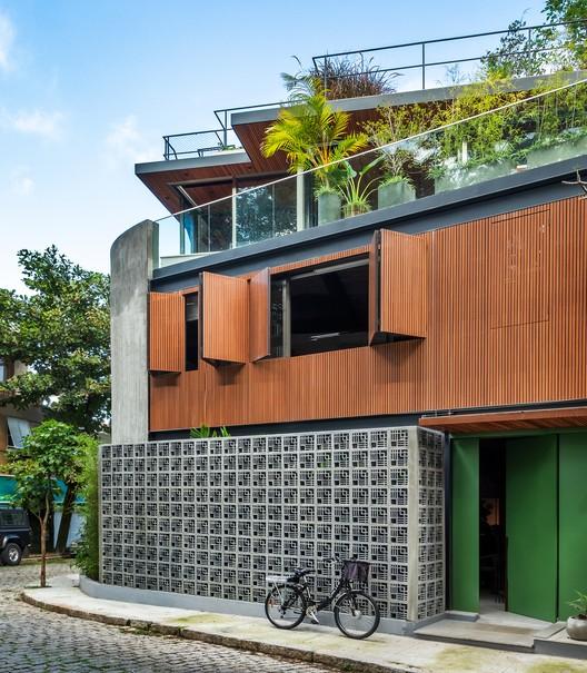 Pacheco Leão AL Residence / Ateliê de Arquitetura, © André Nazareth