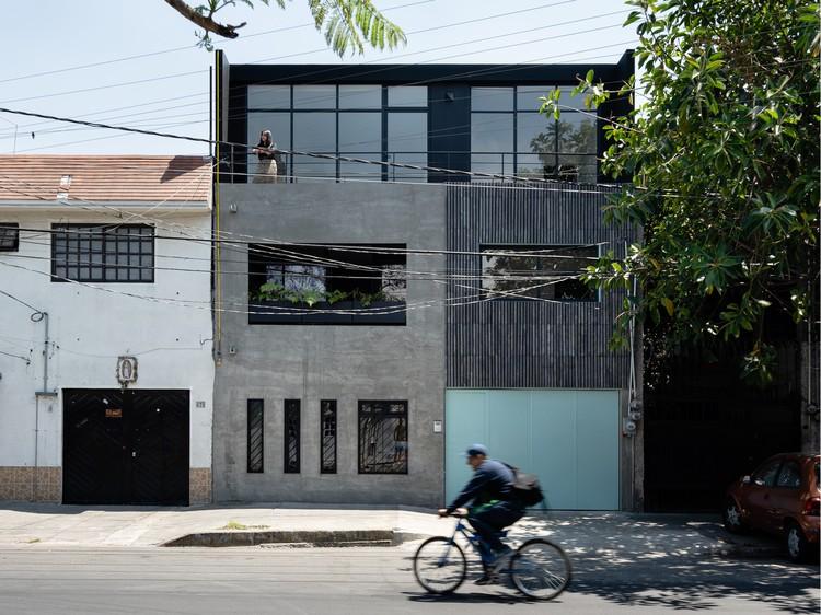 Oriente 430 Building / Taller eme, © Apertura Arquitectónica