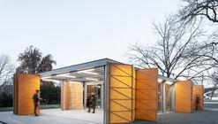 Summer Pavilion in Prague / Papundekl Architects