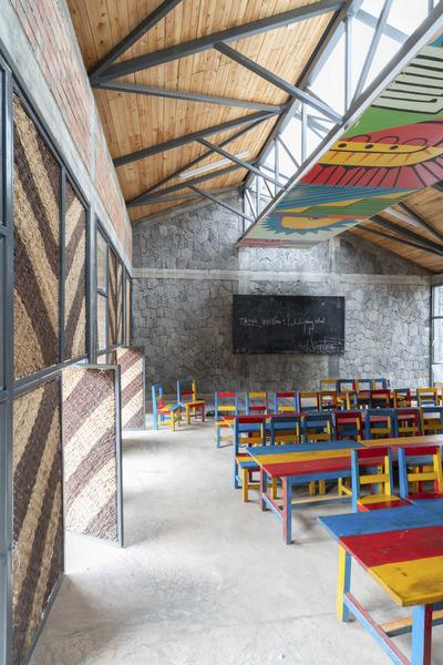 Gallery Of Ruhehe Primary School Mass Design Group 3,Scandinavian Design Desktop Wallpaper