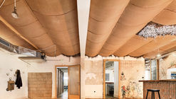 Reforma Café-Concerto Can Lliro / Aulets Arquitectes + Carles Oliver