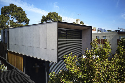 North Melbourne Terrace / Eldridge Anderson Architects