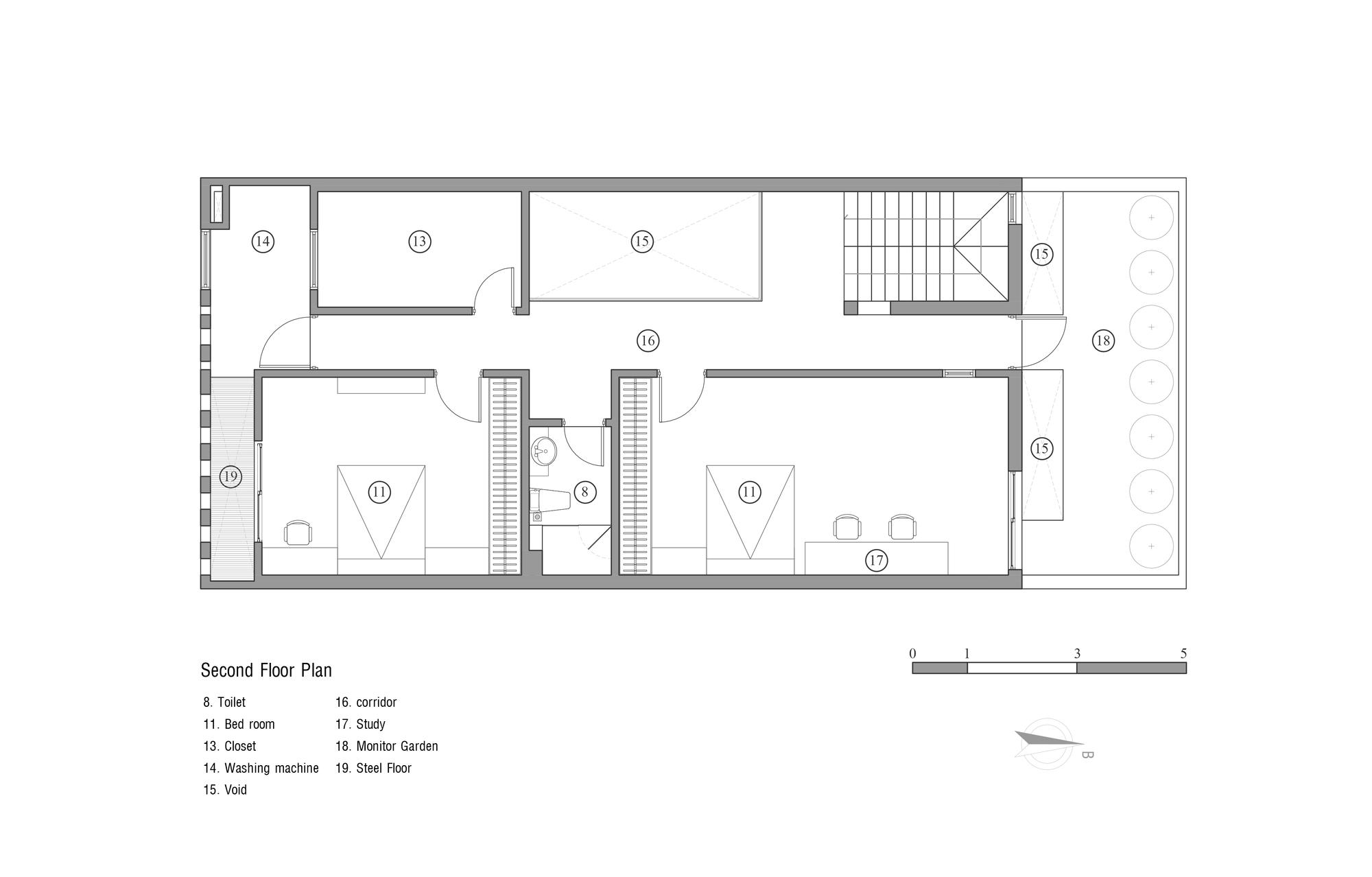 Gallery Of Hc House Dom Architect Studio 20