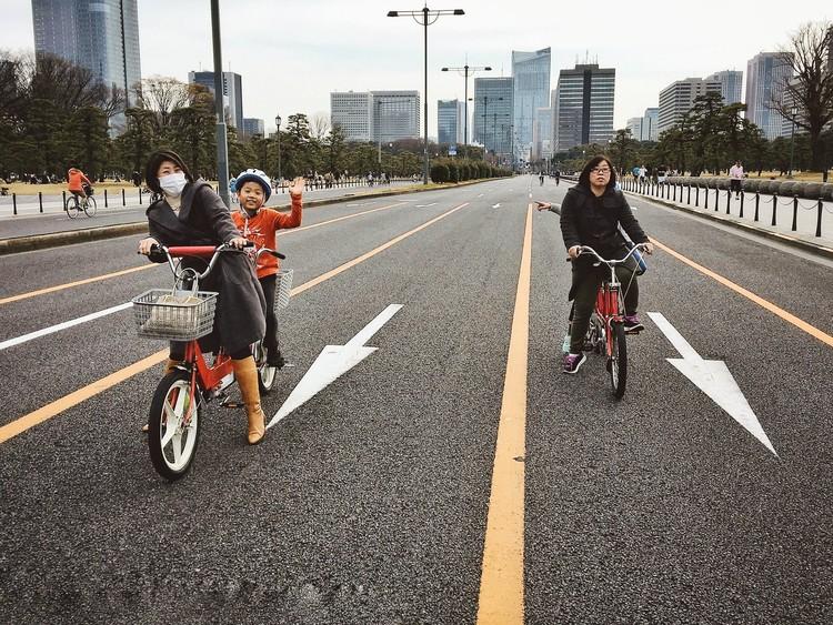 Cidades do mundo todo abrem suas ruas para pedestres e ciclistas durante pandemia, Foto de Leica Bill, via VisualHunt / CC BY-NC