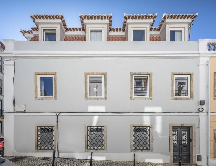 Edifício na Rua de São Marçal  / SIA arquitectura, © João Guimarães