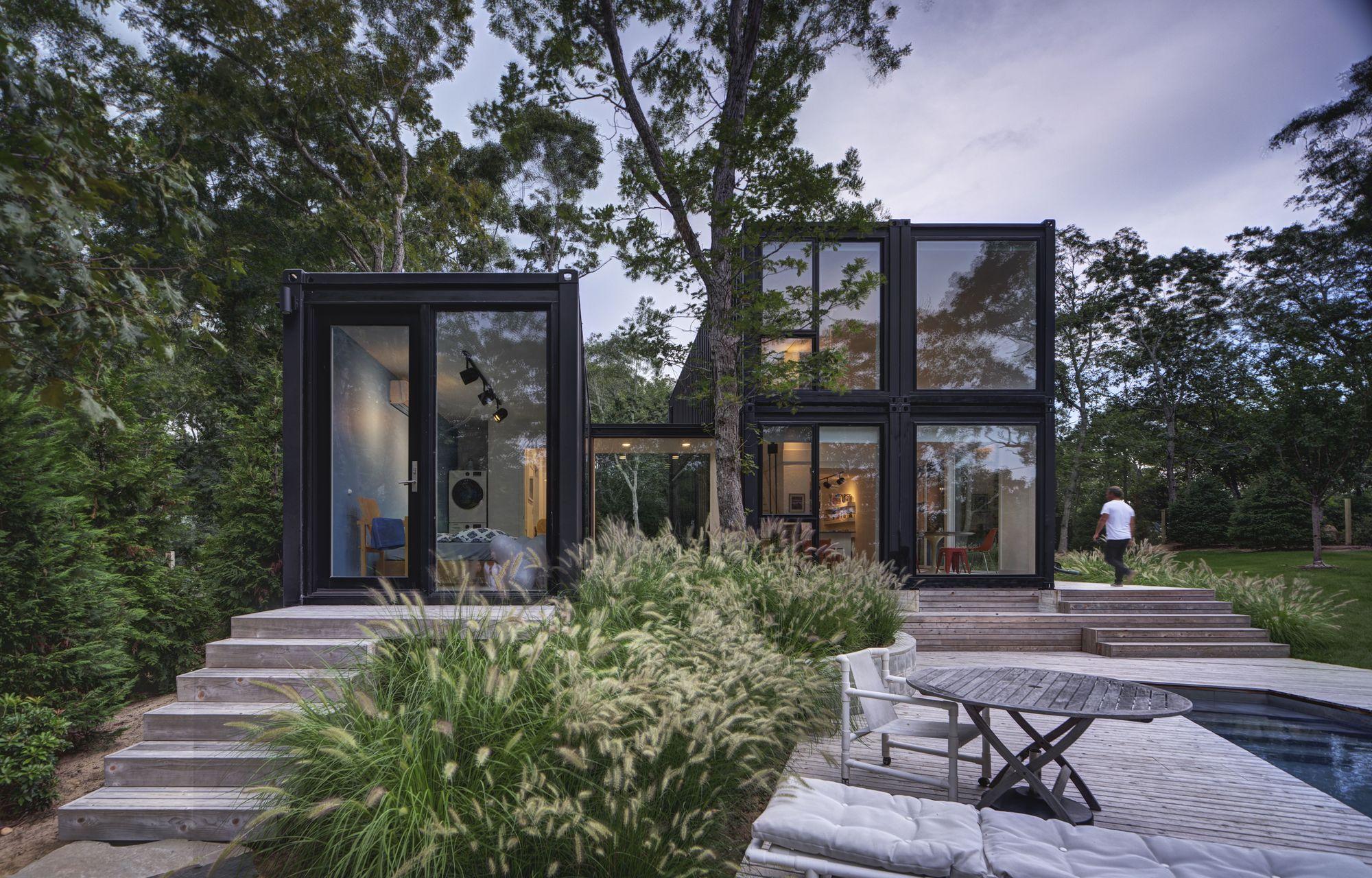 Amagansett Modular House / MB Architecture