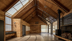 Cottonwood Canyon Experience Center / SIGNAL | Architecture + Research