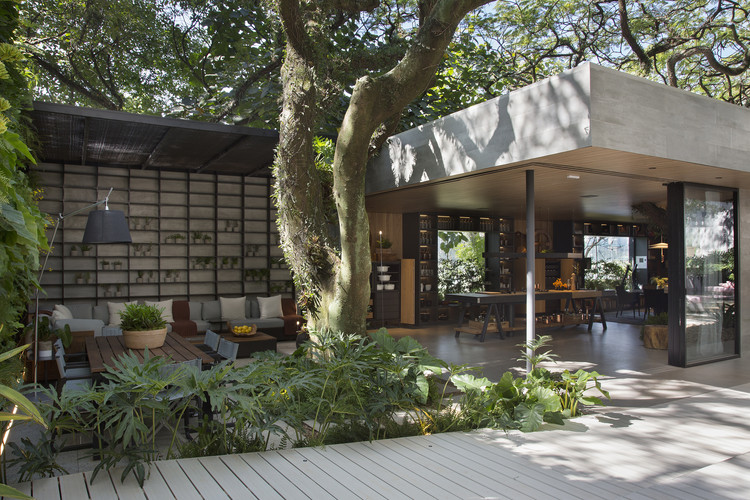 Casa Terra / Paola Ribeiro Arquitetura e Interiores, © Denilson Machado – MCA Estúdio