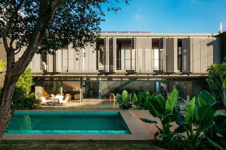 MCC House / Andrade Morettin Arquitetos Associados, © Nelson Kon