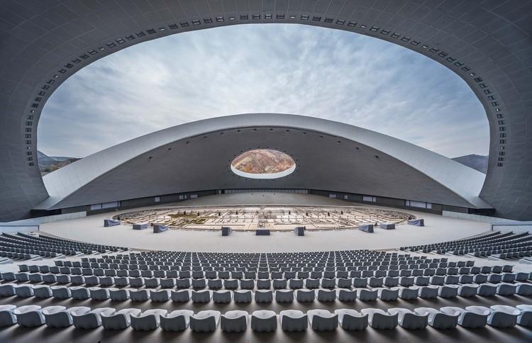 Chinese Culture Exhibition Center / Qingdao Tengyuan Design + ECA2, © Kai Wang