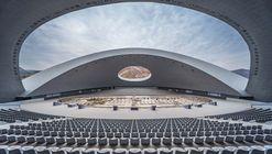 Chinese Culture Exhibition Center / Qingdao Tengyuan Design + ECA2