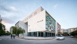 Consultorio médico Vitalcube / ARK-architecture + AUDA