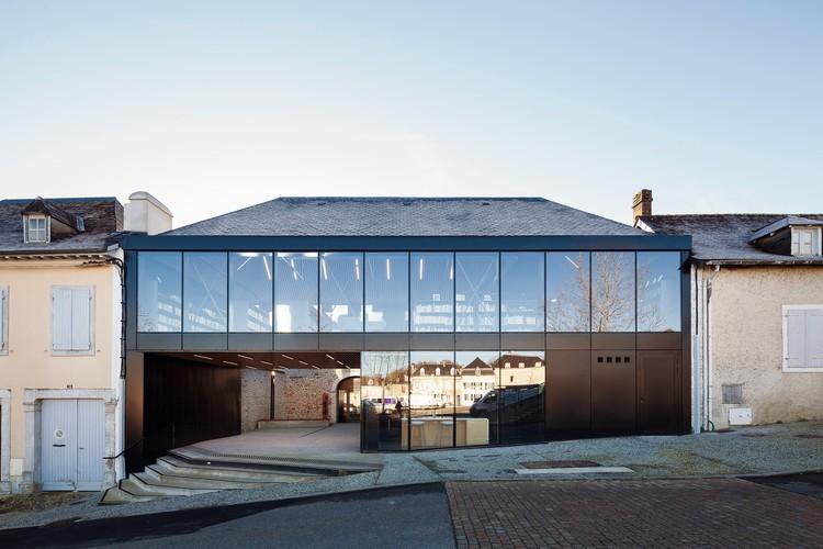 MéMo Médiathèque of Monein / OECO Architectes, © Franck Brouillet