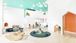 Centro cultural y preescolar Mi Casita / BAAO + 4Mativ Design Studio