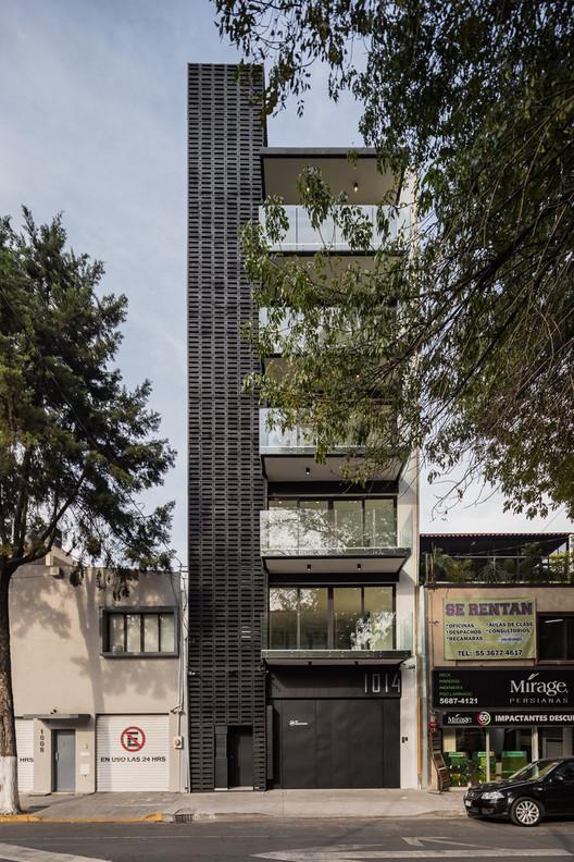 División del Norte Building / Iconico. Image © Onnis Luque