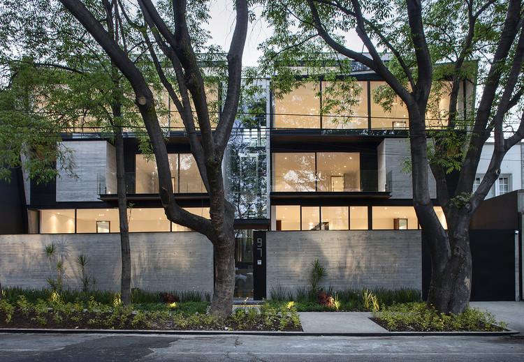 Tres Picos 97 / D+S Arquitectos. Image Cortesía de D+S Arquitectos