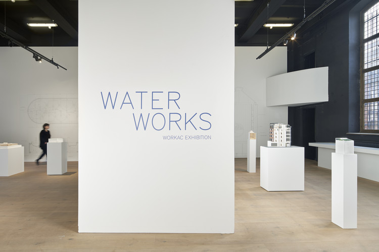 Water Works, the Exhibition by WORKac at Musea Brugge Goes Digital, © Bruce Damonte