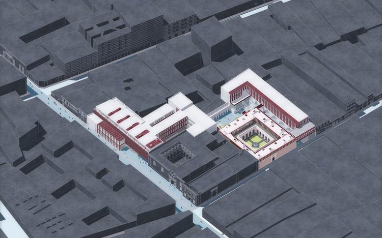 Los mejores proyectos arquitectónicos de fin de carrera en Perú 2020, © Jean Carlos Ugarte Herrera