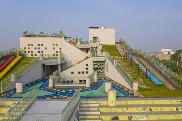Sangam Elementary School  / SferaBlu Architects, © Umang Shah