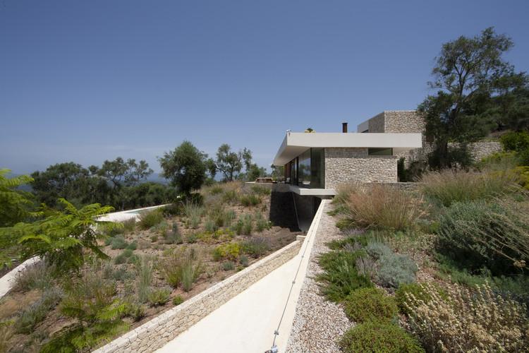 Homescape House / MXarchitecture, © Elias Handelis
