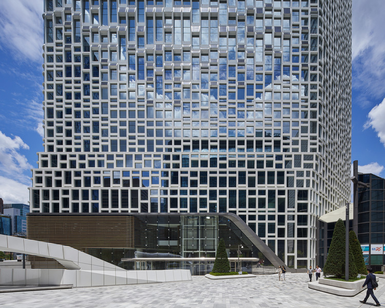 UNStudio Completes Remodeling Works of the Hanwha HQ in Seoul, Courtesy of UNStudio