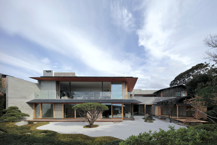 T3 House / CUBO design architect, © Koichi Torimura