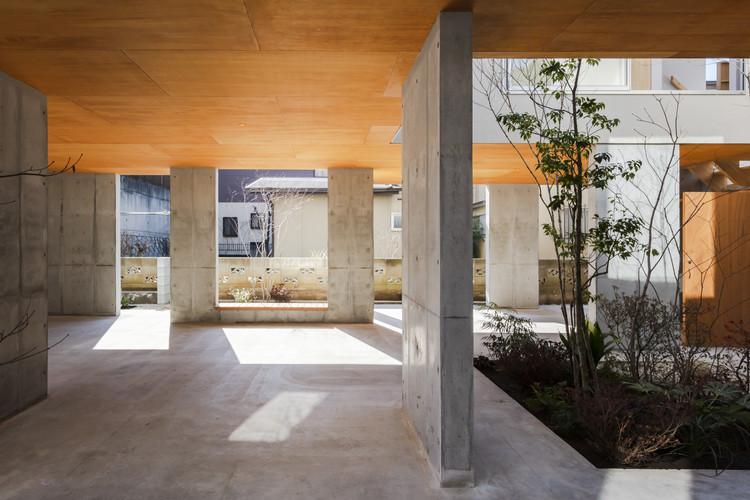 Acquired Stilt House / DOG, © Nao Takahashi