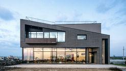 Whale Island Café House / Design Lab so S.O Architects