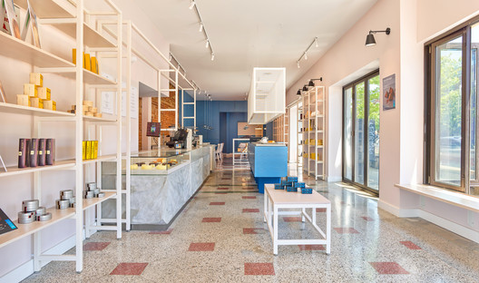 Keki Shop / Kilogram Studio