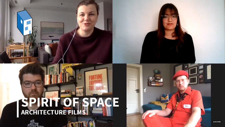"""Film is the Next Best Thing for Architecture"": Interview with Spirit of Space"