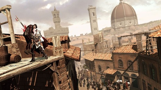 Screenshot of Assassin's Creed . Image © Newgamenetwork