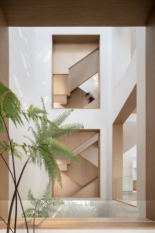 Wangzu No.1 Residence / Liang Architecture Studio