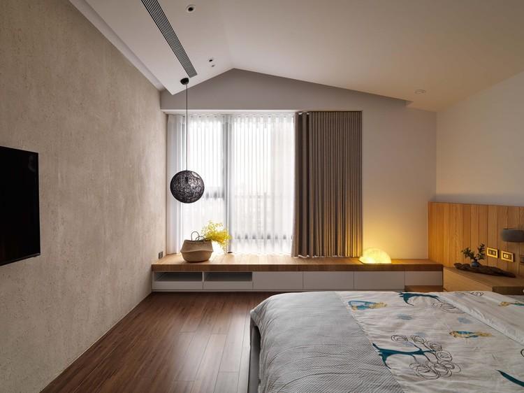 Jade Apartment / Ryan Lai Architects. Image © KyleYu Photo Studio