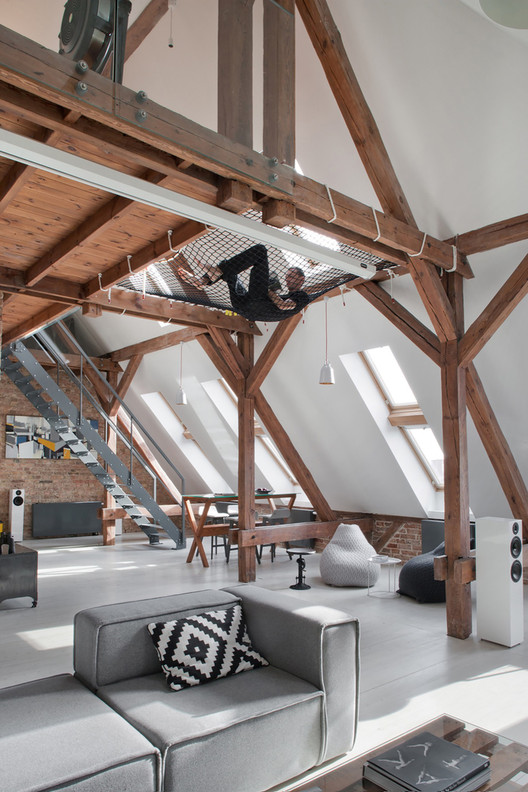 Apartment in Poznan / Cuns Studio. Image © Hanna Długosz