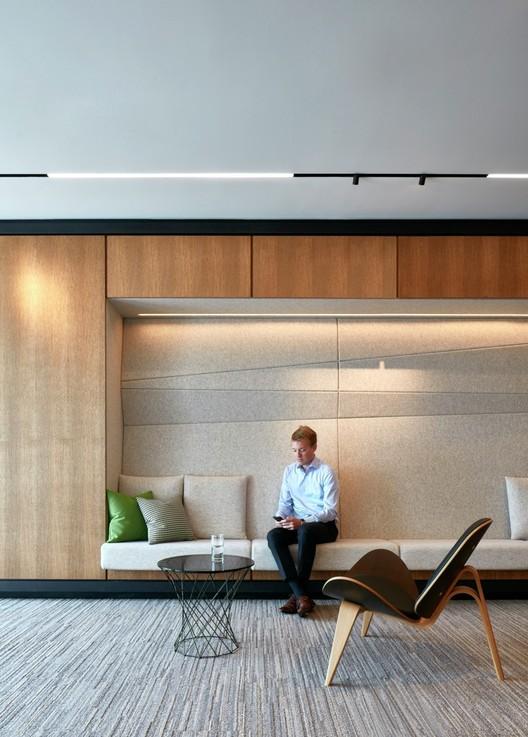 Deloitte Quebec HQ / Arney Fender Katsalidis. Image © James Brittain