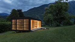 Bex & Arts Pavilion / Montalba Architects