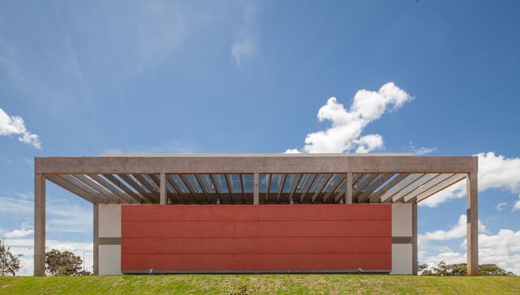 Unidade de Ensino e Docência / CEPLAN + CoGa Arquitetura, © Joana França