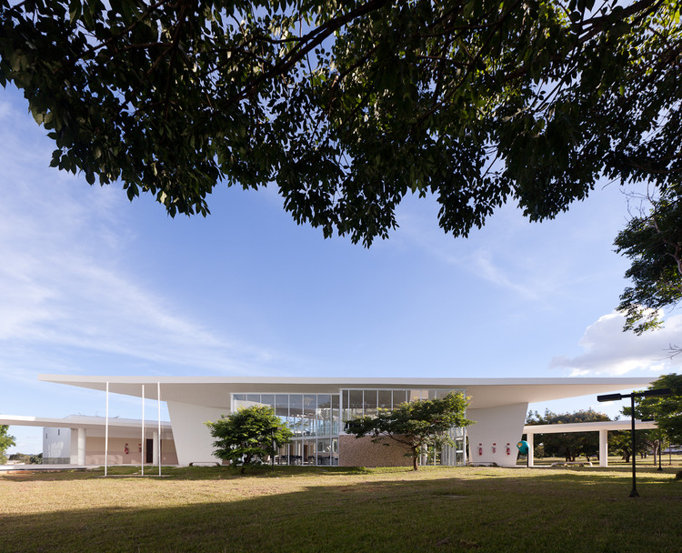 Fiocruz / CEPLAN + CoGa Arquitetura, © Joana França