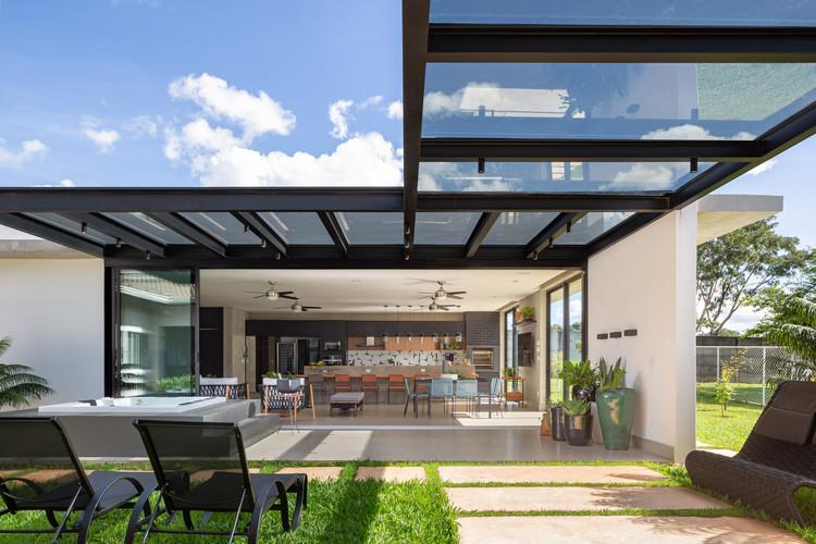 Anexo House / Lez Arquitetura, © Joana França