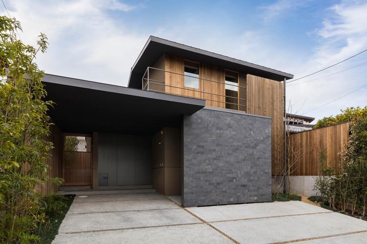 House in Kurakuen / uemachi laboratory, © kazushi hirano