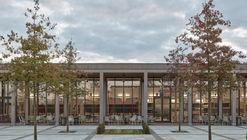 National Memorial Arboretum's Remembrance Centre / Glenn Howells Architects