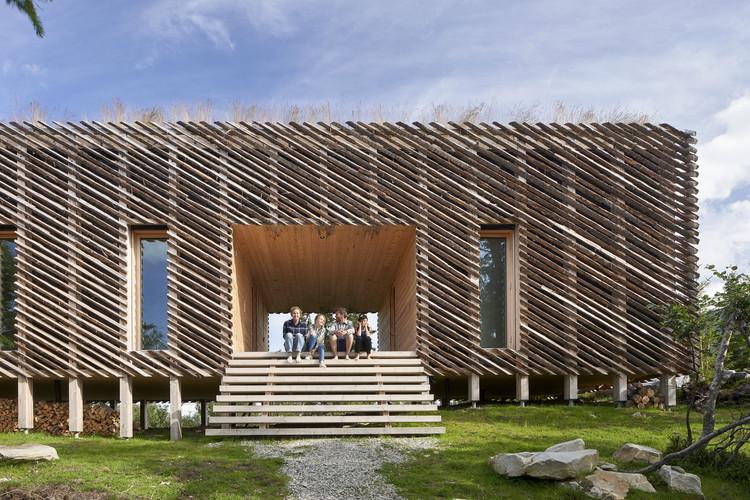 Cabaña Skigard / Mork-Ulnes Architects , © Bruce Damonte