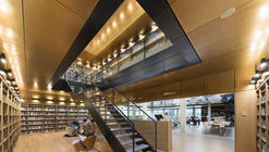 Erasmus University Rotterdam Library Renovation / Defesche Van den Putte architecture + urbanism