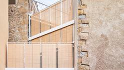 Reforma de una casa de pueblo / unparelld'arquitectes