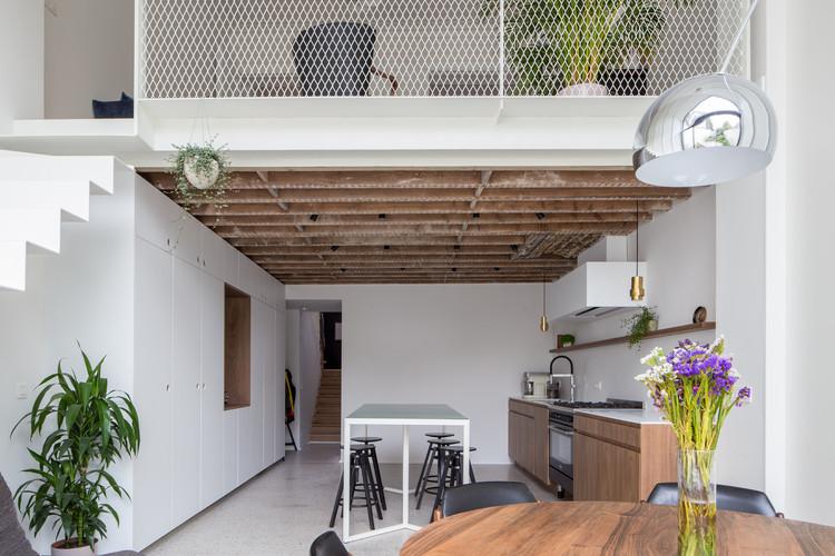 Apartamento FETIS / AUXAU - Atelier d'architecture, © Severin MALAUD